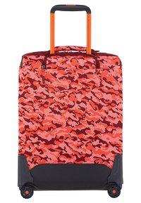 Samsonite - NEOKNIT - Wheeled suitcase - red - 1