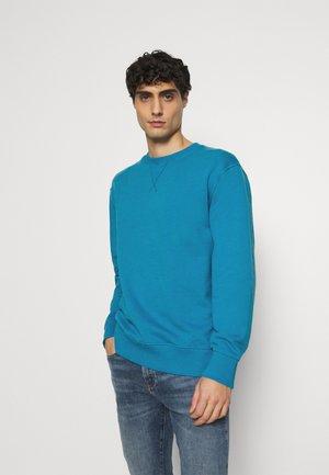SLHJASON CREW NECK - Sweatshirt - bluejay