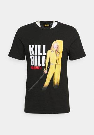 TV MOVIE - T-shirt z nadrukiem - black