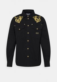 Versace Jeans Couture - FIXED RINSE - Shirt - black - 0