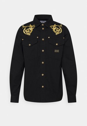 FIXED RINSE - Košile - black