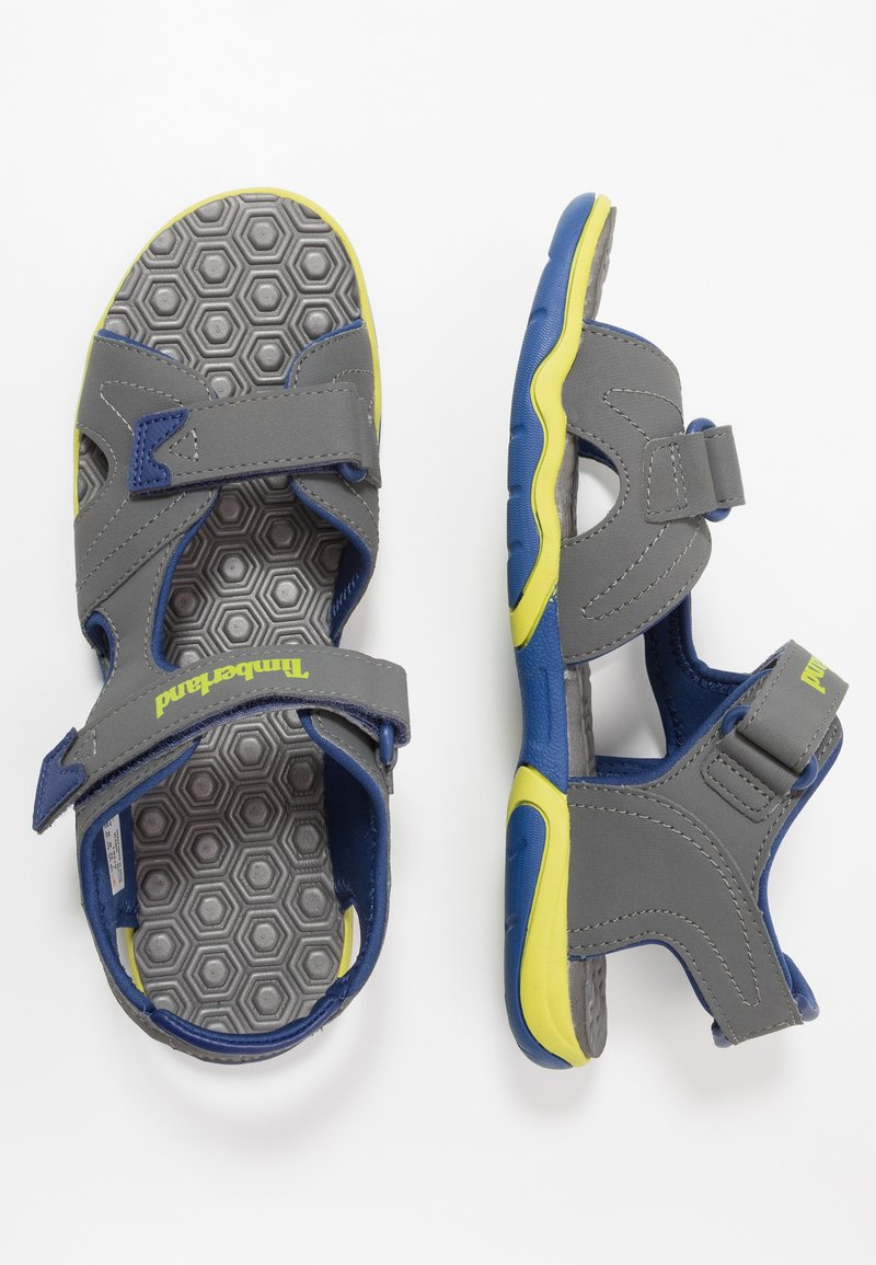 Timberland - ADVENTURE SEEKER 2 STRAP - Walking sandals - dark grey
