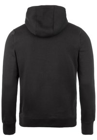Nike Performance - CLUB19 HERREN - Zip-up hoodie - black / white - 1