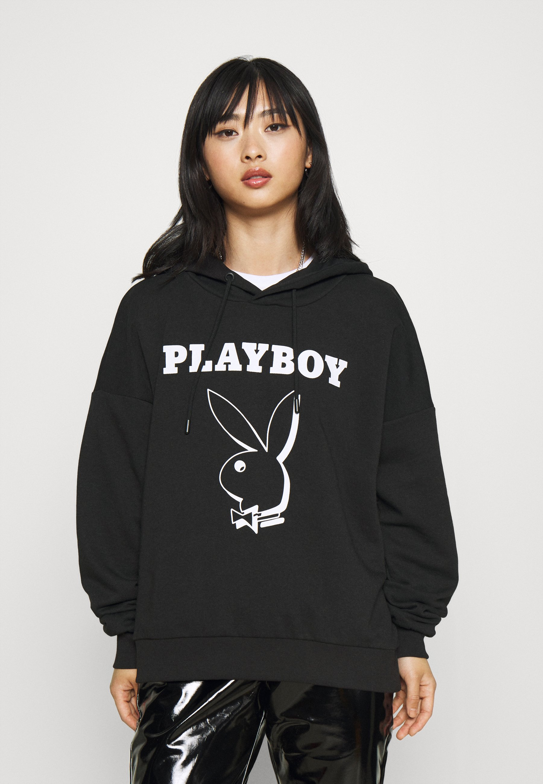 Women ONLPLAYBOY LIFE HOOD BOX - Sweatshirt