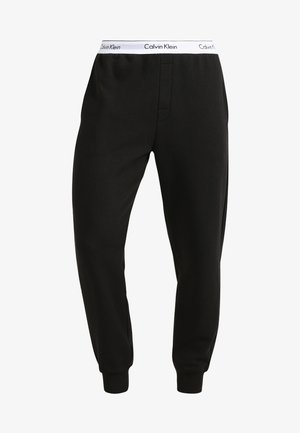 JOGGER - Pyjama bottoms - black