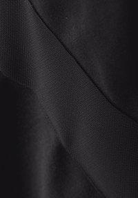 Esprit Sports - MIT NETZ-EINSATZ - Print T-shirt - black - 6