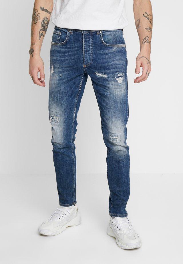 DECLAN  - Slim fit jeans - blue