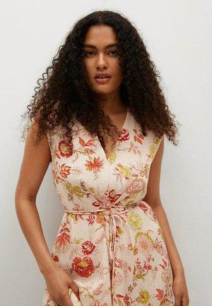 WINDO - Maxi dress - beige