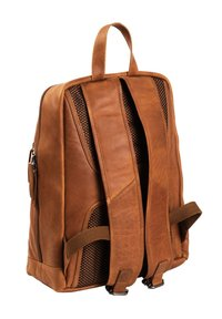 The Chesterfield Brand - JAMES - Rucksack - cognac - 1