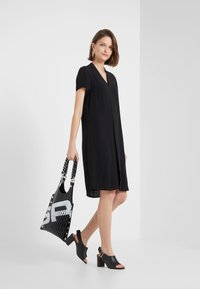 Bruuns Bazaar - LILLI KENRY DRESS - Vestido informal - black - 1
