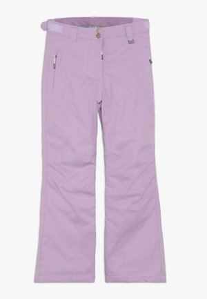 PANT - Skibukser - smokey grape