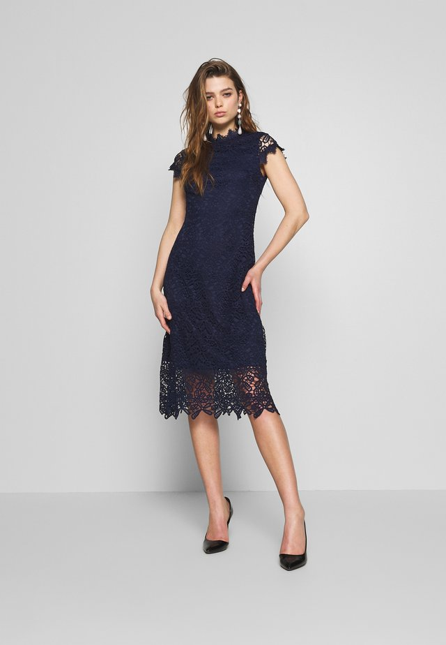 YOLANDA - Cocktail dress / Party dress - navy