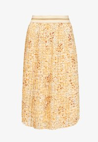 s.Oliver - A-line skirt - sunlight yellow aop - 5