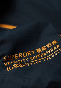 Superdry - VELOCITY - Outdoor jacket - navy blue - 4