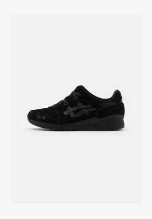 GEL-LYTE III UNISEX - Sneakers - black