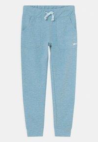 Reebok - Spodnie treningowe - grey/aqua - 0