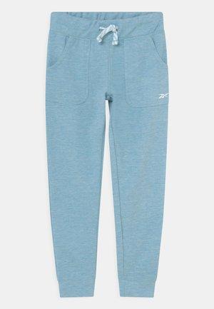 Pantalon de survêtement - grey/aqua