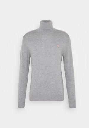 TURTLE NECK  - Jersey de punto - stone heather grey