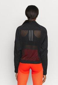 adidas Performance - Treningsjakke - black - 2