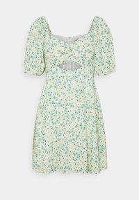 Forever New - KELLY CUT OUT SKATER DRESS - Robe d'été - riviera ditsy - 0
