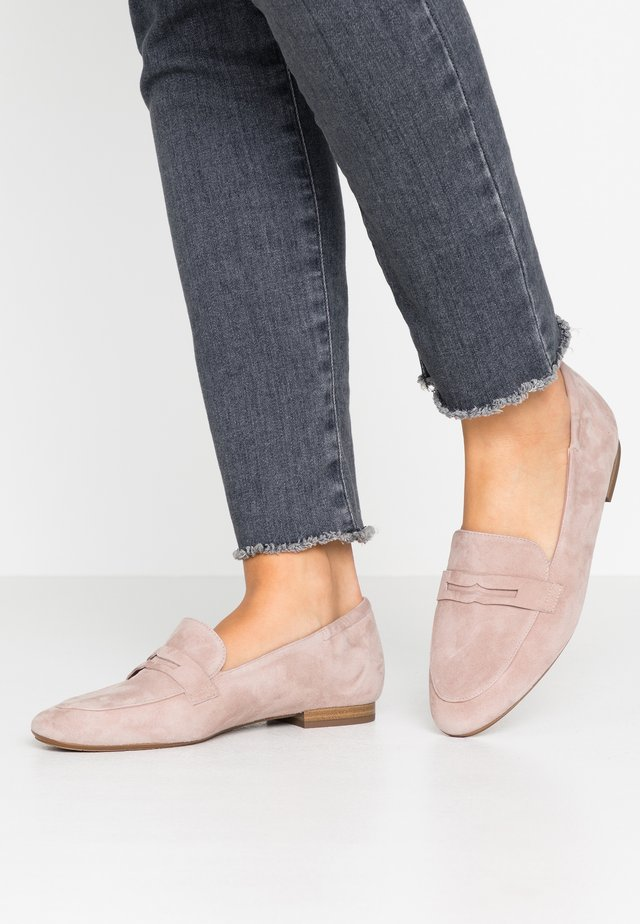 GERLIS - Loafers - mauve