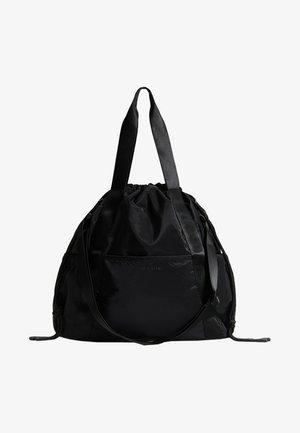 GERAFFTE SPORTTASCHE  - Sports bag - black