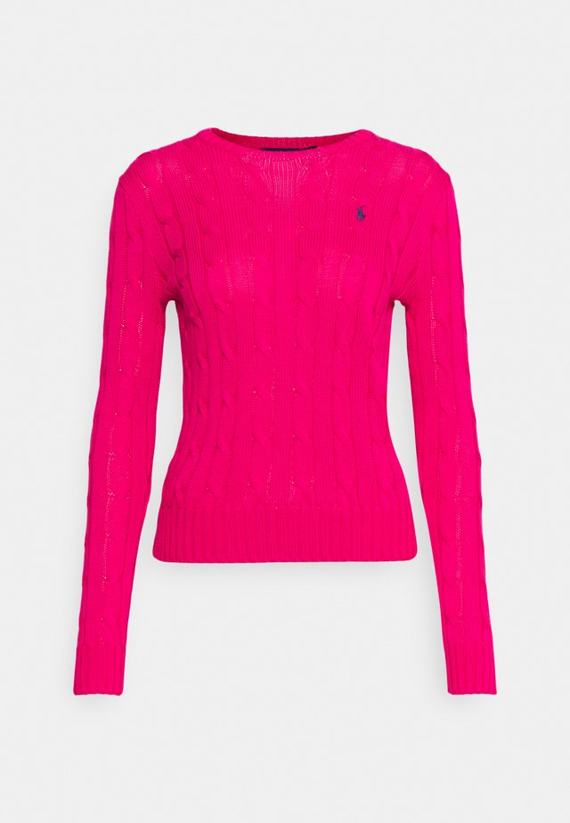 CLASSIC - Sweter - sport pink