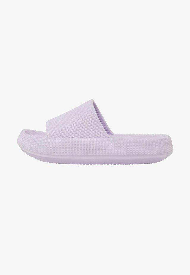 Sandaler - lilac