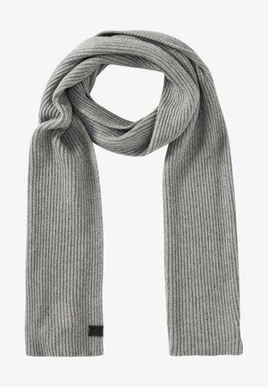Scarf - grey melange