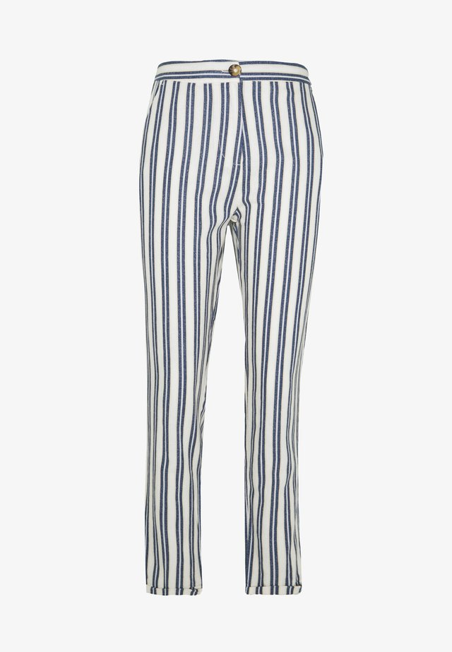LINO RAYAS - Broek - light blue