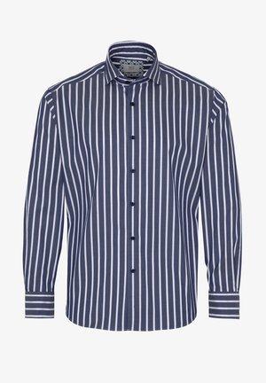 MODERN - Formal shirt - marine/weiß