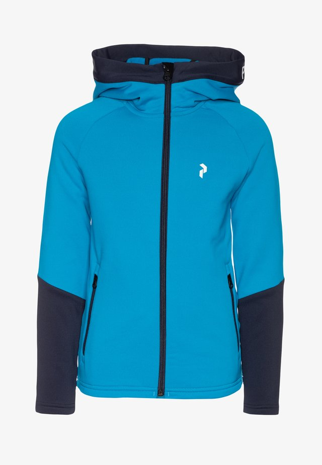 RIDER ZIP HOOD - Outdoor jacket - north atlantic