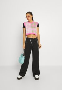 The Ragged Priest - DROPOUT PANT - Trousers - black - 1