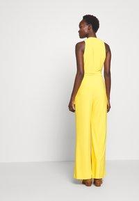 Lauren Ralph Lauren - CLASSIC - Jumpsuit - true marigold - 2