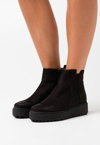 WONDERS - Ankle boots - nero - 0