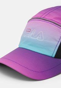 Fila - DRAWSTRING PERFORMANCE CAP PRINTED - Cap - black - 4