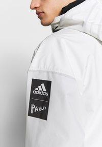 adidas Performance - MYSHELTER PARLEY RAIN.RDY - Hardshelljacka - nondye - 8