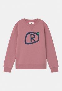 Wood Wood - ROD UNISEX - Sweatshirt - rose - 0
