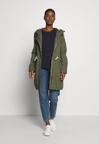 Q/S designed by - MANTEL - Parka - olive - 1