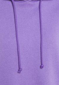 PIECES Tall - PCCHILLI HOODIE - Hoodie - dahlia purple - 2