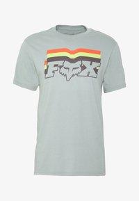 Fox Racing - FAR OUT TEE - T-Shirt print - eucalyptus - 3