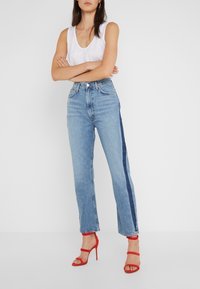 Agolde - PINCH WAIST - Relaxed fit jeans - queue - 0
