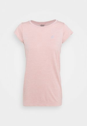 RACE SEAMLESS - T-shirts basic - ginger peach