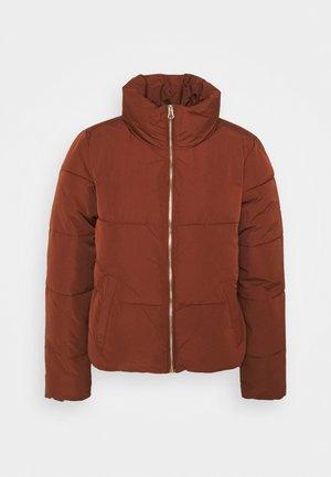 JDYNEWERICA PADDED JACKET - Winter jacket - cherry mahogany