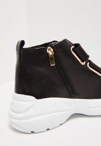RISA - Sneakersy wysokie - black - 6