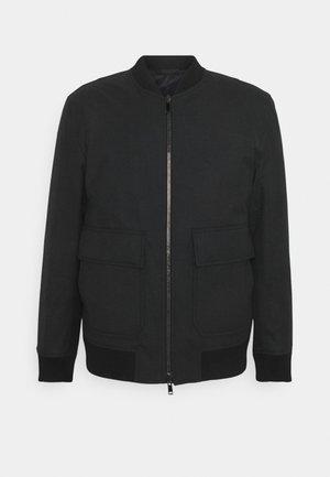 BRIGADE - Summer jacket - charcoal melange