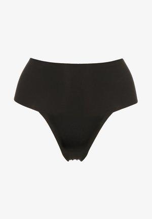 THONG - Intimo modellante - black