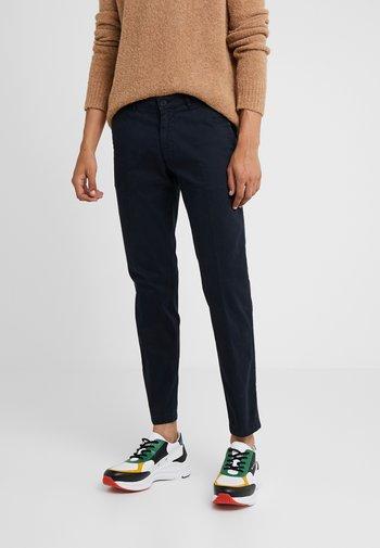 MAD - Pantalon classique - navy