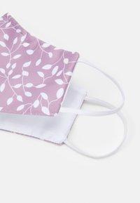 PARFOIS - MASKS ONLINE - Maschera in tessuto - pink - 2