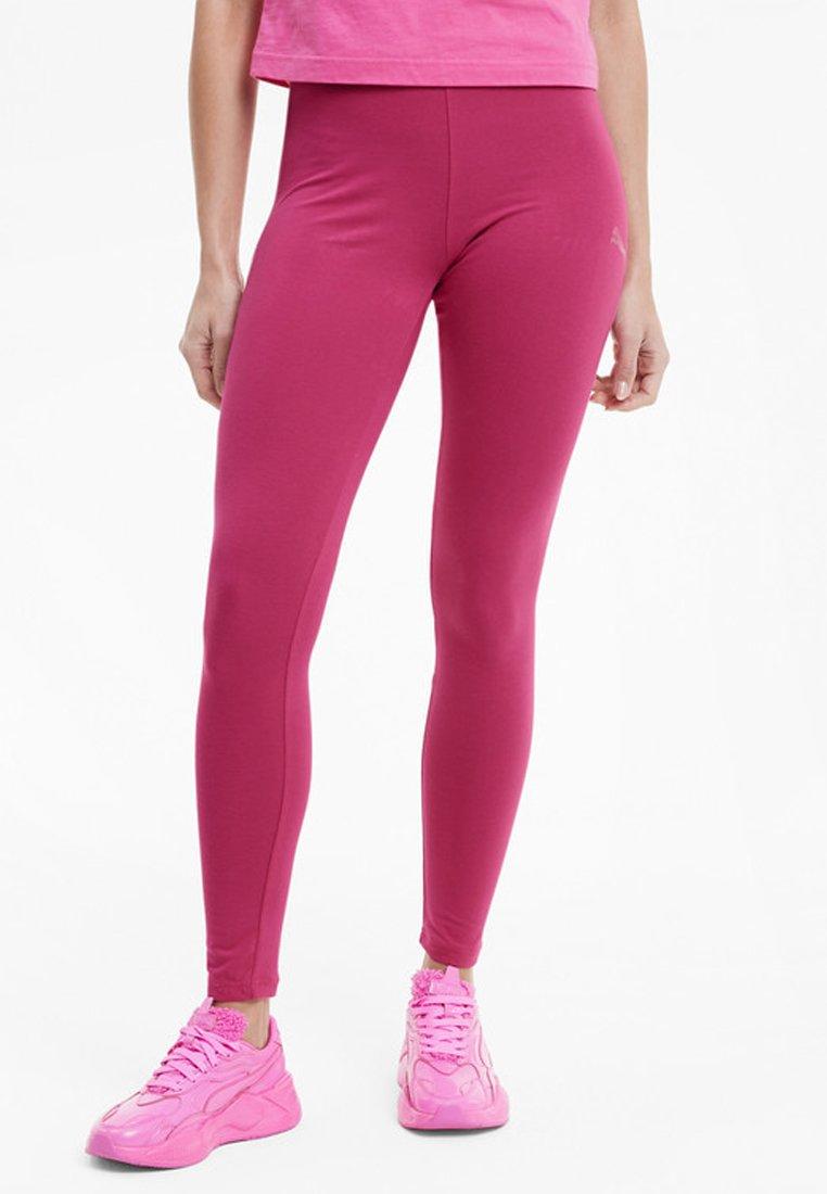 Puma - EVIDE - Leggings - Trousers - glowing pink
